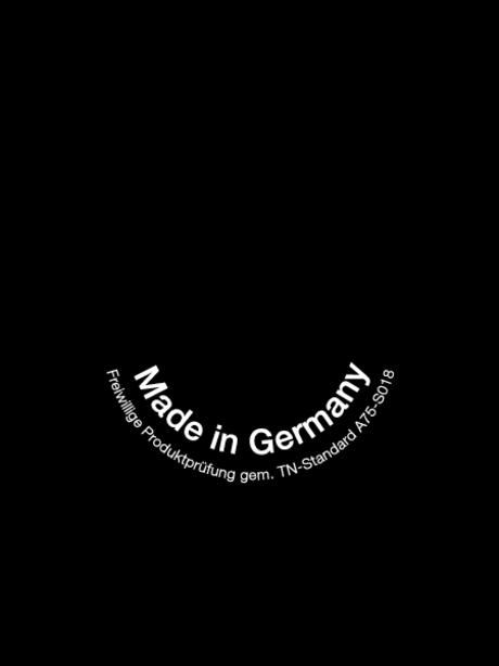 TUV NORD Germany Certifikace